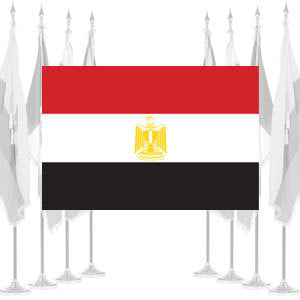 Egypt Ceremonial Flags