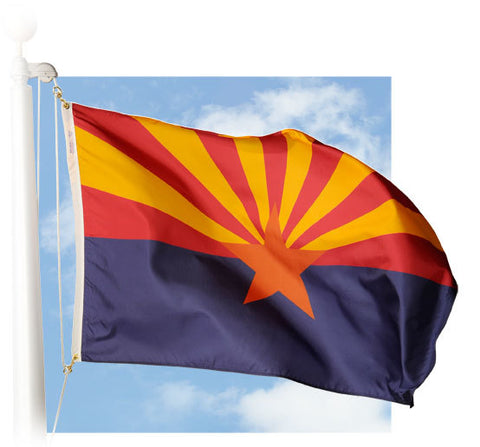 Arizona Outdoor Flags