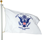 Coast Guard Polyester Outdoor Flags