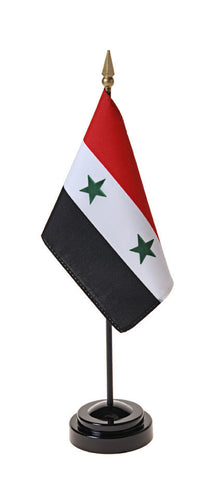 Syria Small Flags