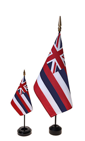 Hawaii Small Flags