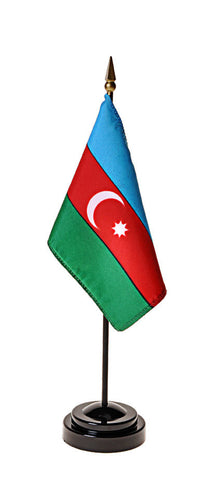 Azerbaijan Small Flags