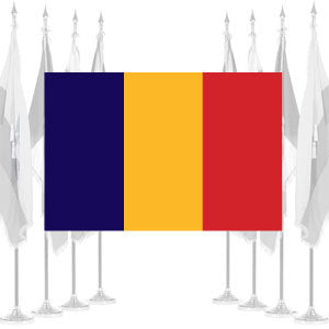 Andorra Civil Ceremonial Flags