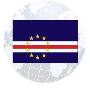 Cape Verde Outdoor Flags