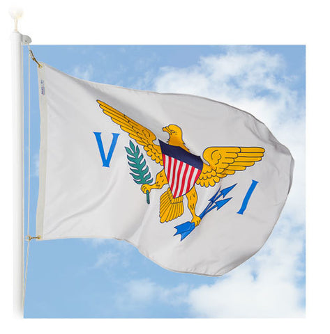 U.S. Virgin Islands Outdoor Flags