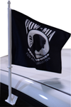 POW/MIA Car Window Flag