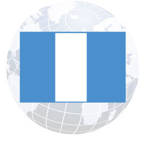 Guatemala Civil Outdoor Flags