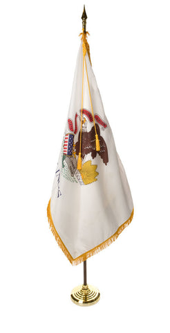 Illinois Ceremonial Flags and Sets