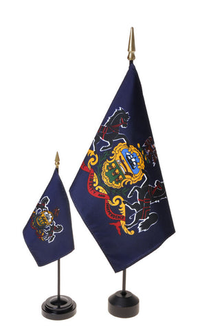 Pennsylvania Small Flags