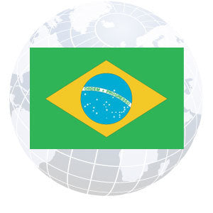 Brazil Outdoor Flags