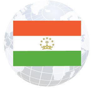 Tajikistan Outdoor Flags