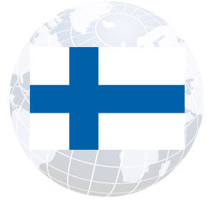 Finland Outdoor Flags