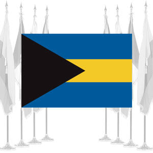 Bahamas Ceremonial Flags