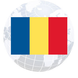 Romania Outdoor Flags