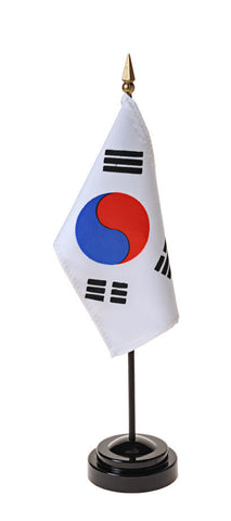 South Korea Small Flags