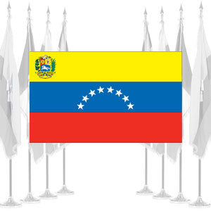 Venezuela Government Ceremonial Flags