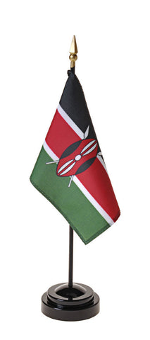 Kenya Small Flags