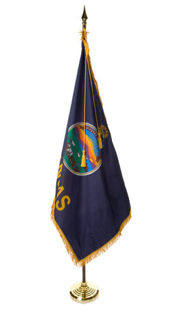 Kansas Ceremonial Flags and Sets