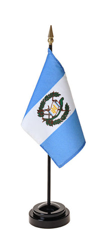 Guatemala Government Small Flags