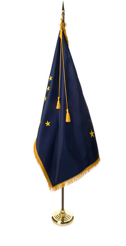 Alaska Ceremonial Flags and Sets