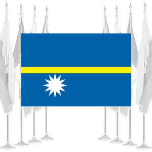 Nauru Ceremonial Flags
