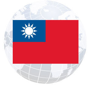 Taiwan Outdoor Flags