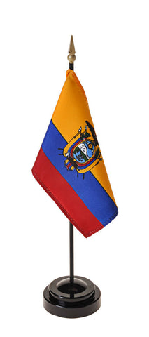 Ecuador Government Small Flags