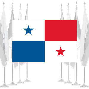 Panama Ceremonial Flags