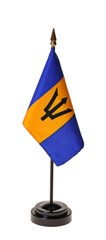 Barbados Small Flags