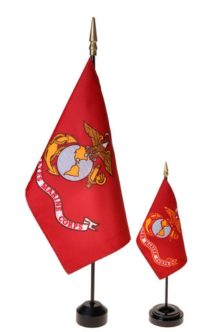 Marine Corps Small Flags