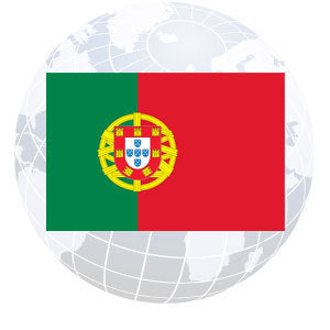 Portugal Outdoor Flags