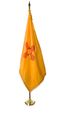 New Mexico Ceremonial Flags and Sets