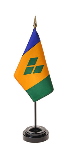 St. Vincent and Grenadines Small Flags