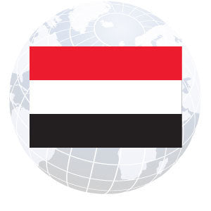 Yemen Outdoor Flags