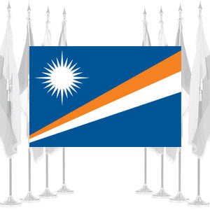 Marshall Islands Ceremonial Flags