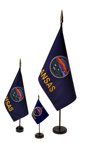Kansas Small Flags