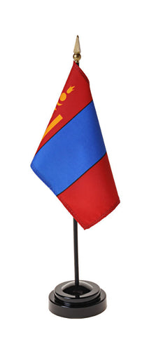 Mongolia Small Flags