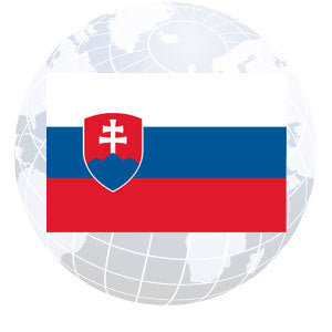 Slovak Republic Outdoor Flags