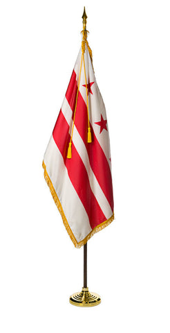 District of Columbia Ceremonial Flags and Sets