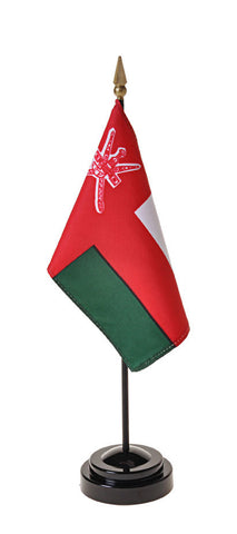 Oman Small Flags