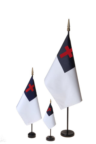 Christian Small Flags