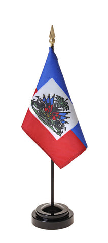 Haiti Government Small Flags
