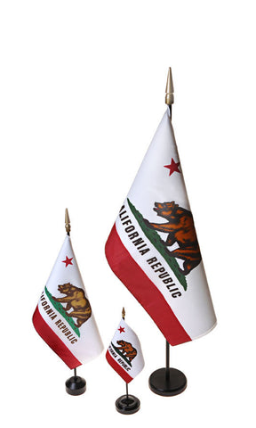 California Small Flags