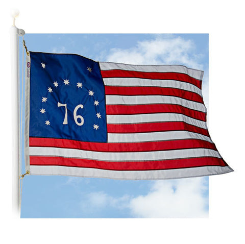 Bennington Outdoor Historic Flags
