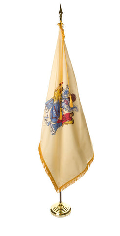 New Jersey Ceremonial Flags and Sets