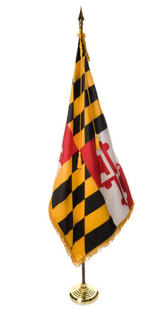 Maryland Ceremonial Flags and Sets