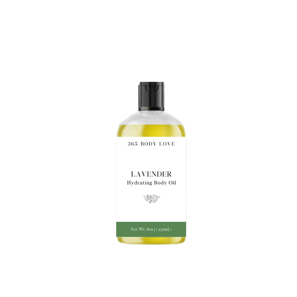 Lavender - Body Oil