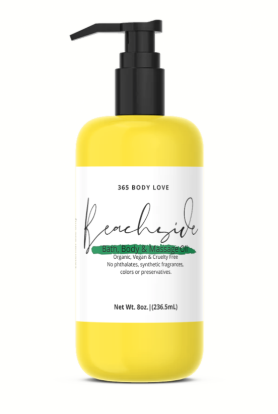 Beachside Body Oil