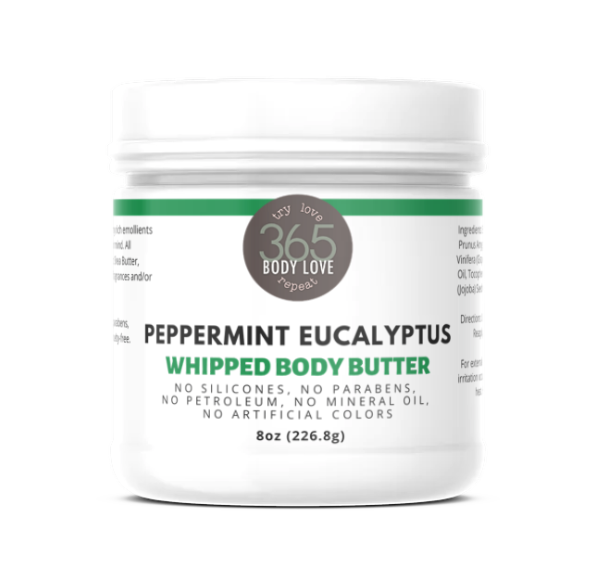 Peppermint Eucalyptus Body Butter