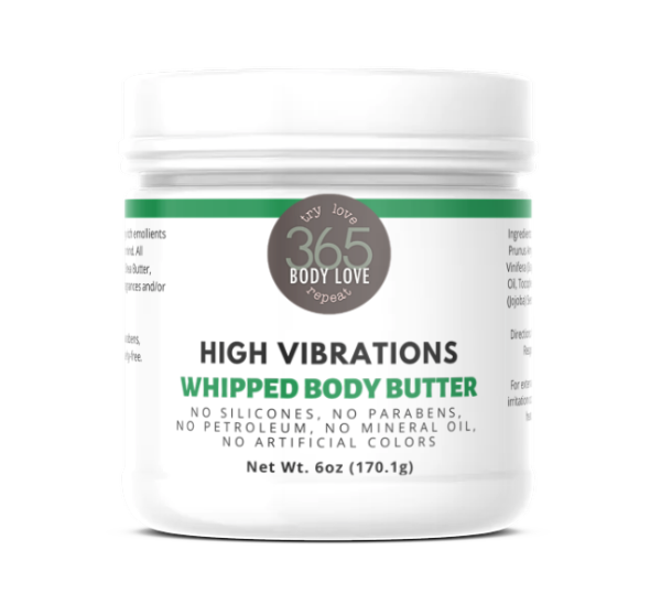 High Vibrations Body Butter